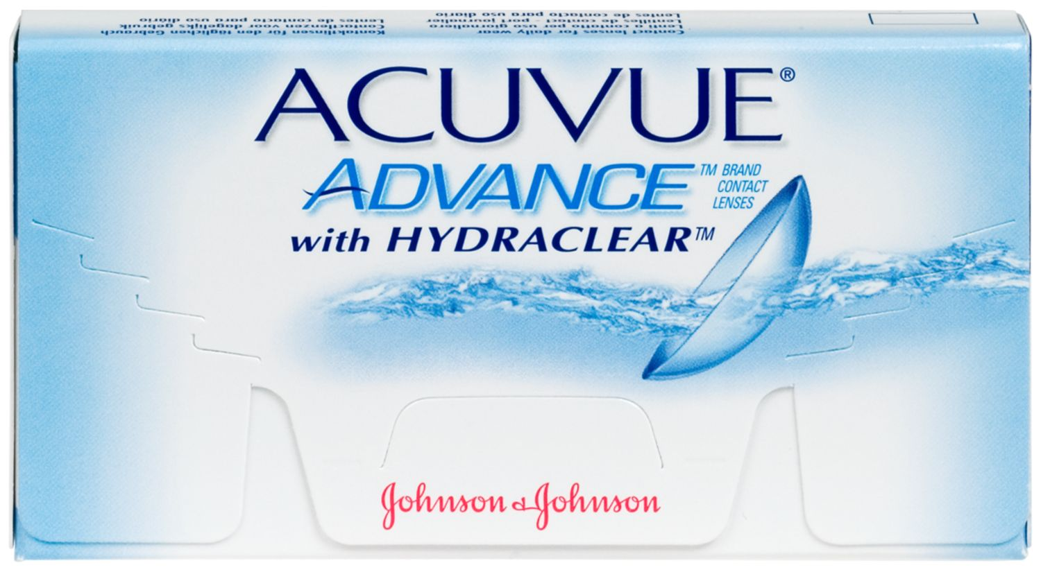ACUVUE® ADVANCE®