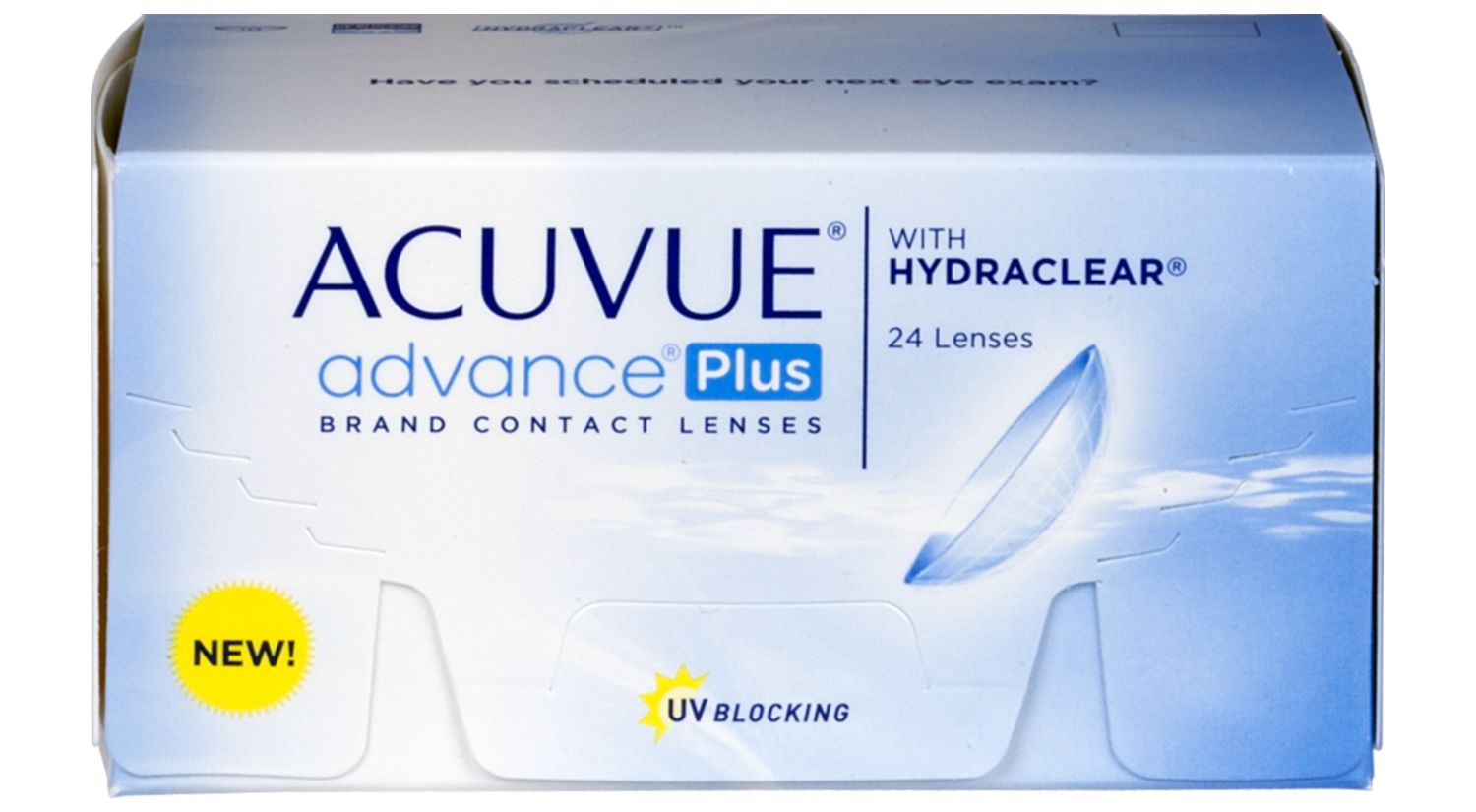 ACUVUE® ADVANCE® PLUS 24 pack