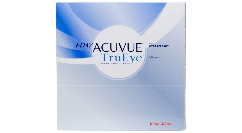 1-DAY ACUVUE® TruEye® 90 pack