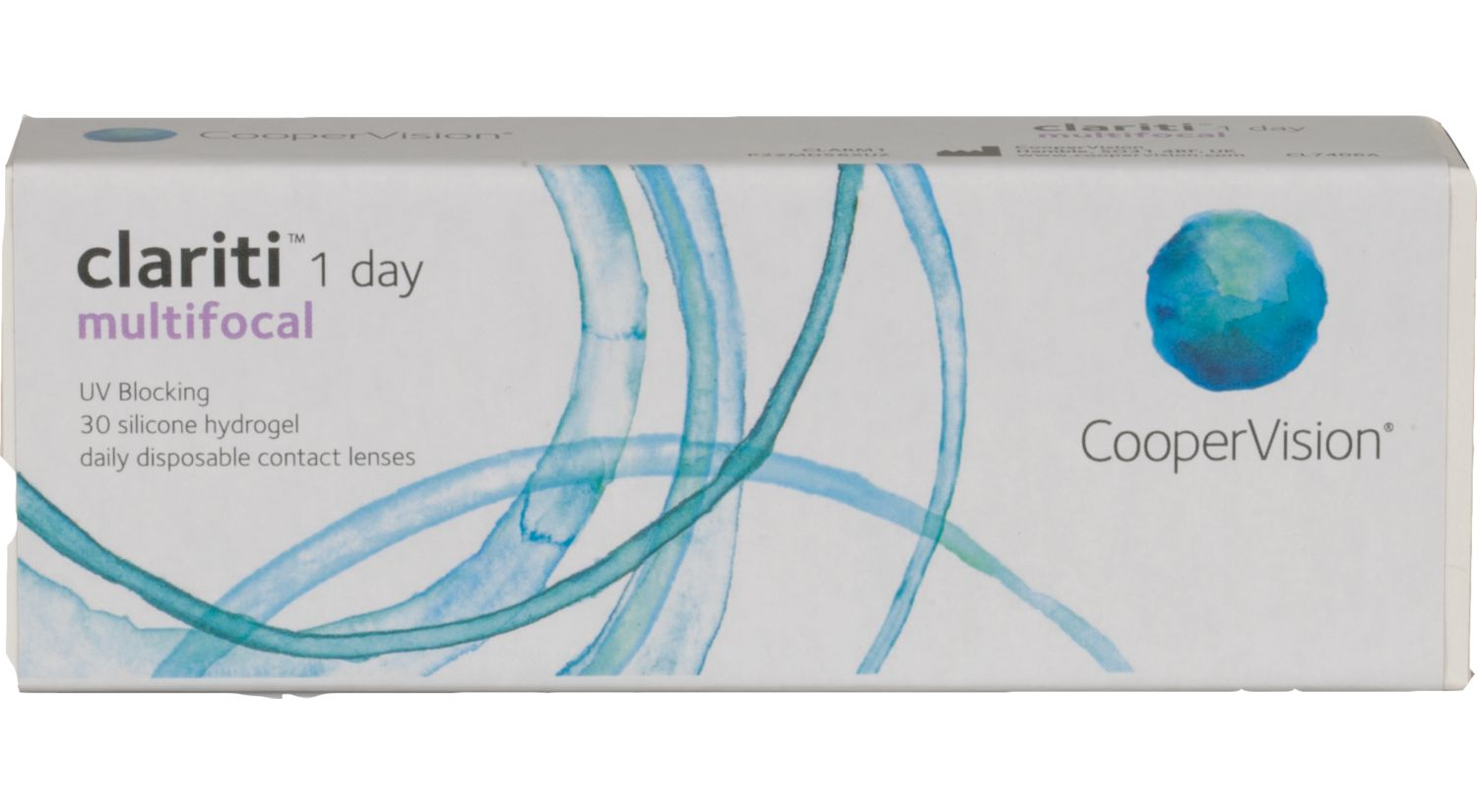 clariti 1day multifocal 30 pack