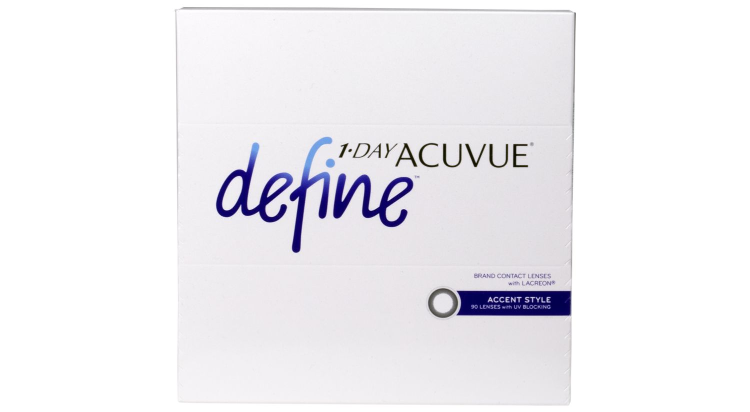 1-DAY ACUVUE® DEFINE™ 90 pack