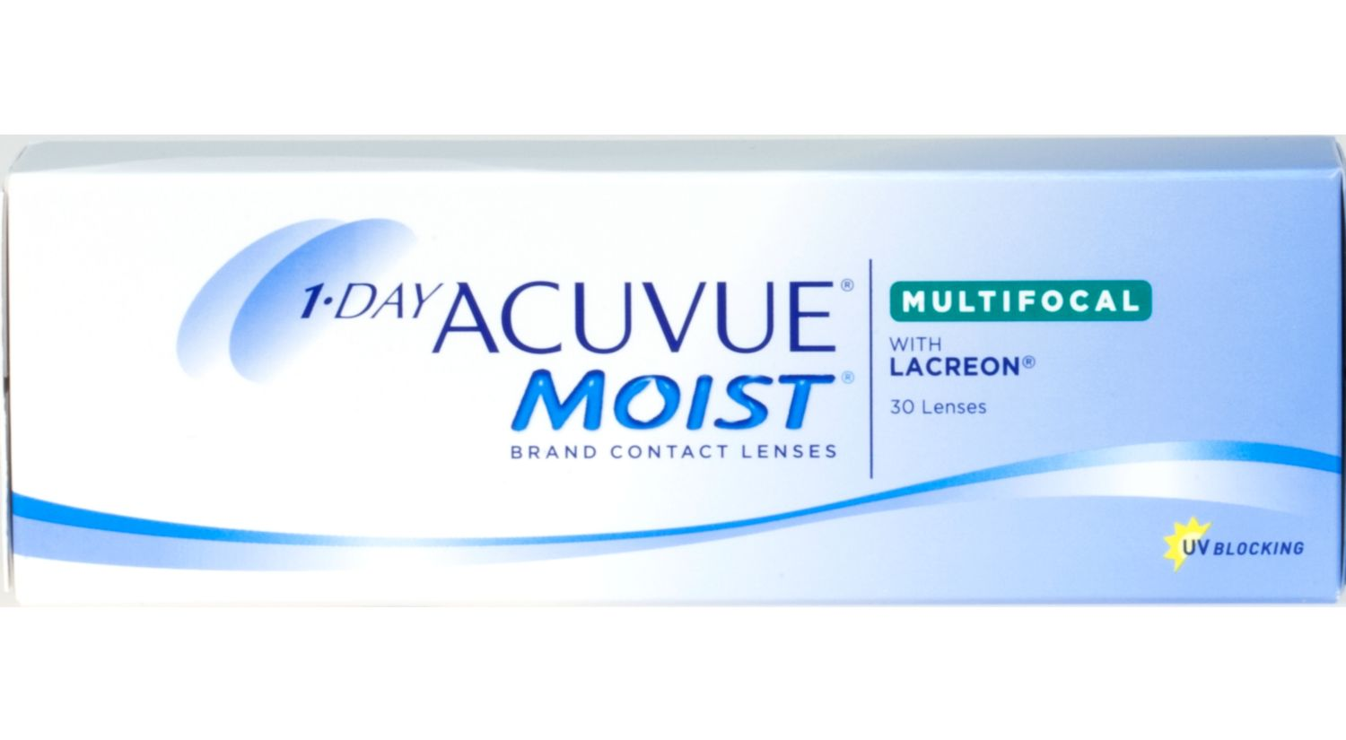 1-DAY ACUVUE® MOIST® Multifocal 30 pack