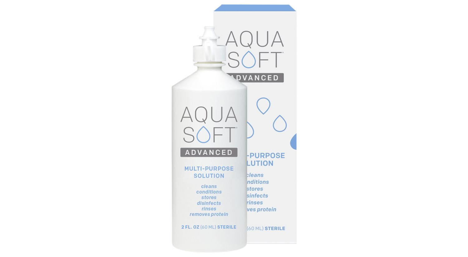 Aquasoft Advanced Travel Size