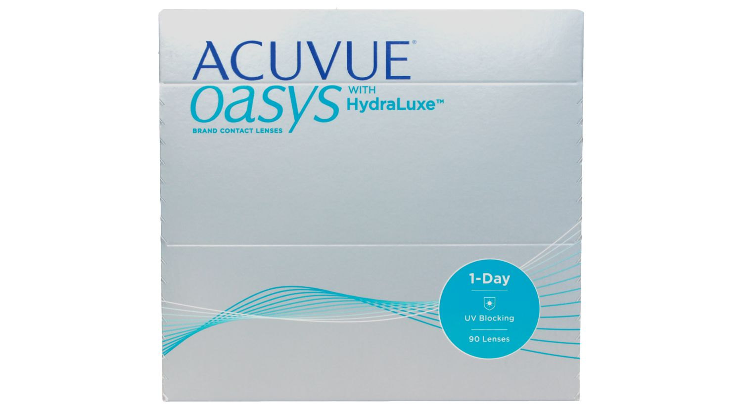 ACUVUE® OASYS® 1-Day 90 pack