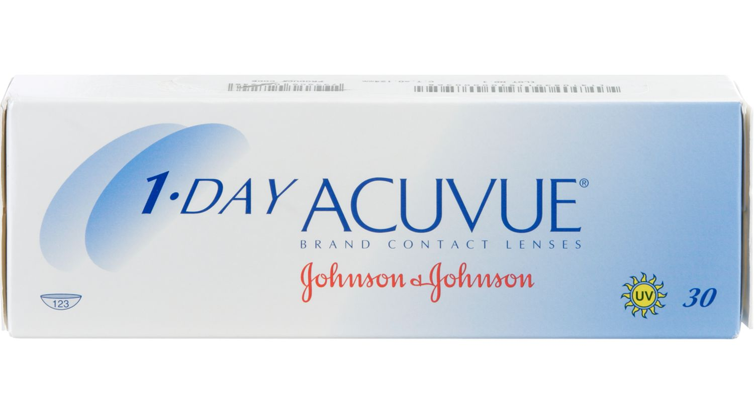 1-DAY ACUVUE® 30 pack