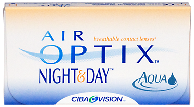 Air Optix Night Amp Day Aqua Contact Lenses 1 800 Contacts