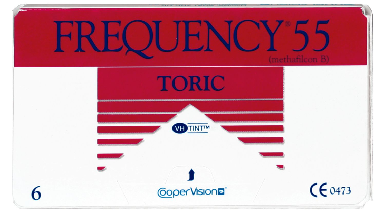 Frequency 55 Toric XR