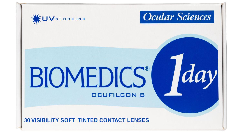 Biomedics 1-Day 90 pack
