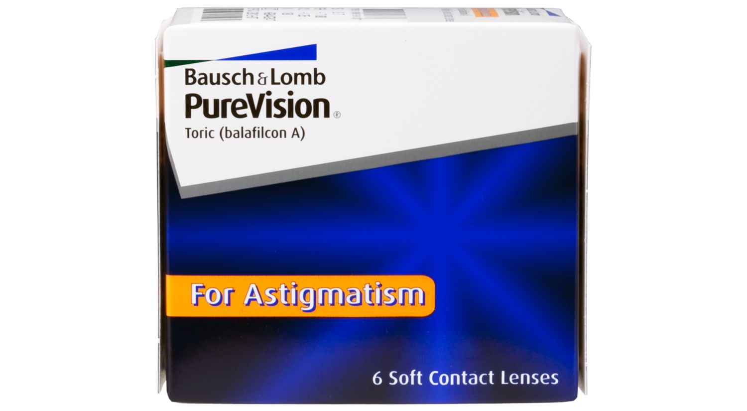 PureVision Toric (PureVision For Astigmatism)