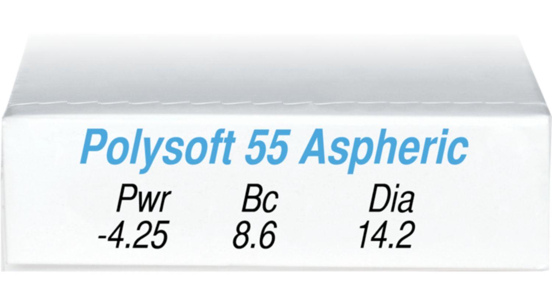 Polysoft 55 Aspheric