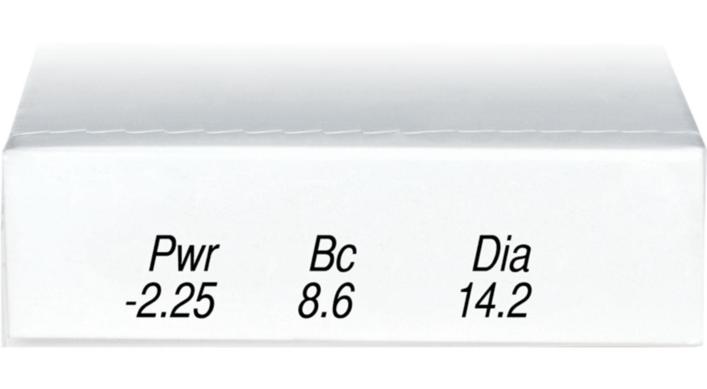 Sofmed 55 Aspheric/UltraFlex II Asp