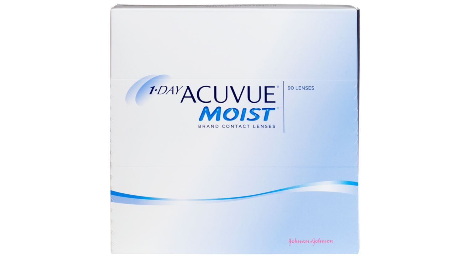 1-DAY ACUVUE® MOIST® 90 pack