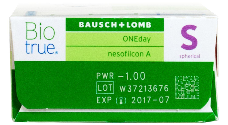 Biotrue ONEday 30 pack