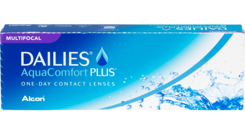 DAILIES AquaComfort Plus Multifocal 30 pack