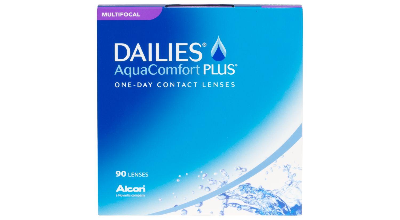 DAILIES AquaComfort Plus Multifocal 90 pack