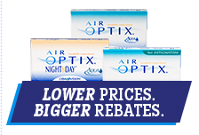 Air Optix Boxes